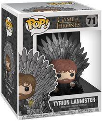 Tyrion Lannister Iron Throne (POP Deluxe) Vinylfiguur 71