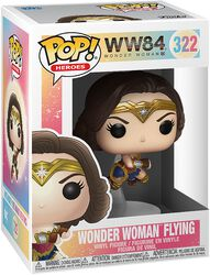 1984 - Wonder Woman Flying Vinylfiguur 322