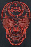Logo Crest Skull