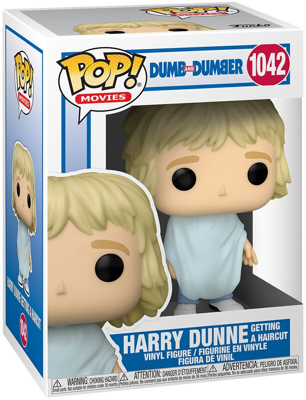 Harry Dunne Getting A Haircut Vinylfiguur 1042