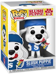 Pop Ad Icons - Icee - Slush Puppie Vinylfiguur 106