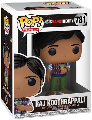 Raj Koothrappali Vinylfiguur 781