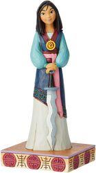 Mulan Princess Passion Figurine