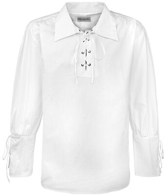 Medieval Laced Shirt