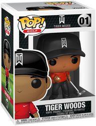 Tiger Woods Vinylfiguur 01