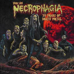 35  years of Death Metal (Best of)