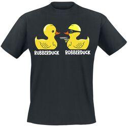 Rubber duck - Robber duck