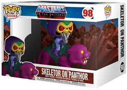 Skeletor on Panthor (Pop! Rides) Vinylfiguur 98