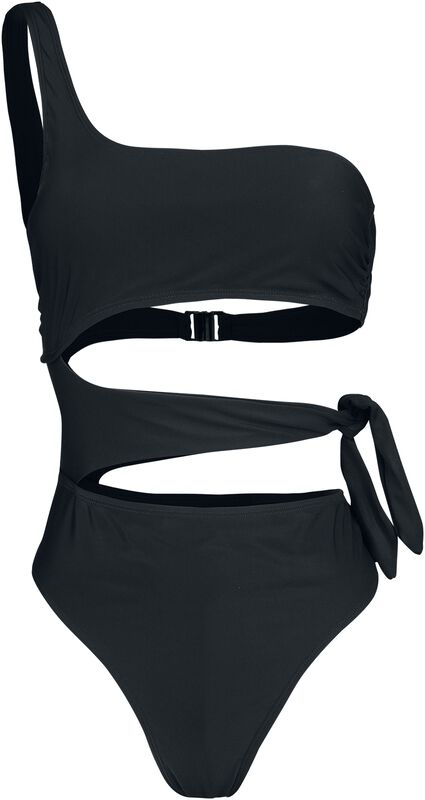 Side Knotted Swimsuit