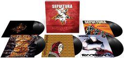 Sepulnation - The Studio Albums 1998-2009
