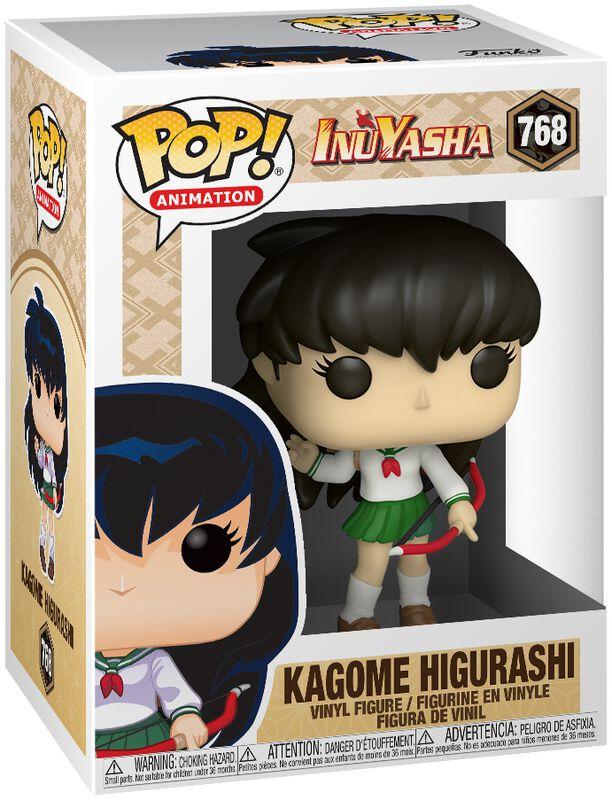 InuYasha Kagome Higurashi Vinyl Figure 768