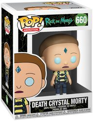 Death Crystal Morty Vinylfiguur 660