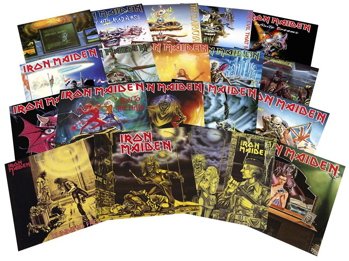 Maiden singles iron Iron Maiden
