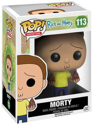 Morty Vinylfiguur 113