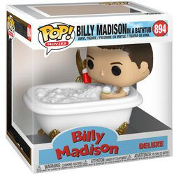 Billy Madison Billy Madison in a Bathtub (POP Deluxe) Vinylfiguur 894