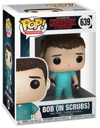 Bob (In Scrubs) Vinylfiguur 639