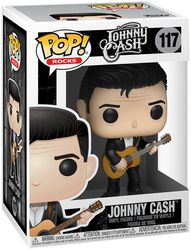 Johnny Cash Rocks Vinylfiguur 117