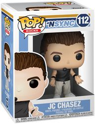 JC Chasez Rocks Vinylfiguur 112