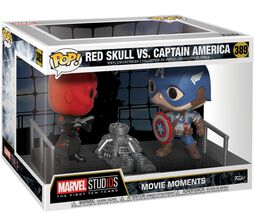 Red Skull vs. Captain America (Movie Moments) VInylfiguur 389