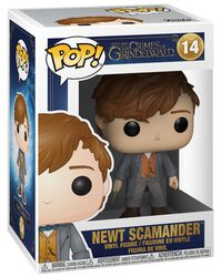 The Crimes of Grindelwald - Newt Scamander (kans op Chase) Vinylfiguur 14
