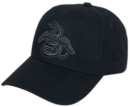 Black Album Snake - Baseball Cap