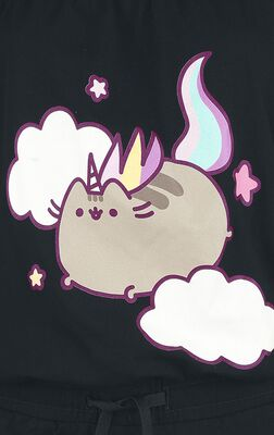 Pusheen Unicorn Clouds