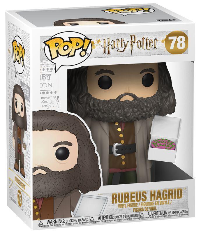 Rubeus Hagrid (Super Pop!) Vinylfiguur 78