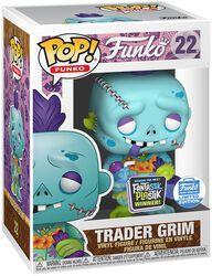 Fantastik Plastik Trader Grim (Funko Shop Europe) Vinylfiguur 22