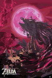 Breath Of The Wild (Ganon Blood Moon)