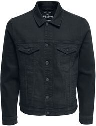 Jeans Jacket Coin Jacket