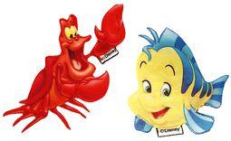Flounder & Sebastian