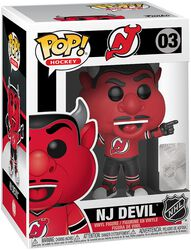 NHL Mascots New Jersey Devils - NJ Devil - Vinylfiguur 03