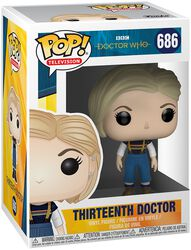 Thirteenth Doctor Vinylfiguur 686