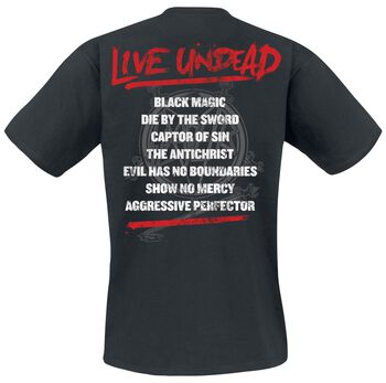 Live Undead 84