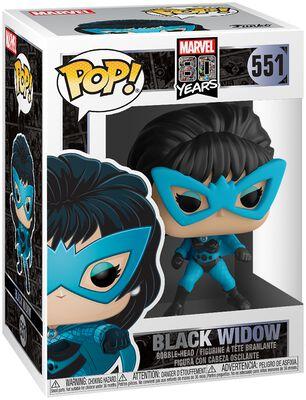 Marvel Classics 80th - Black Widow (First Appearance) Vinylfiguur 551