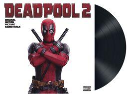 Deadpool 2 OST Score