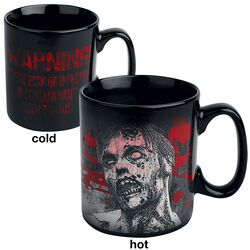 Infected - Heat Change Mug