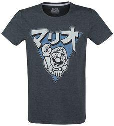Mario - Japanese Triangle