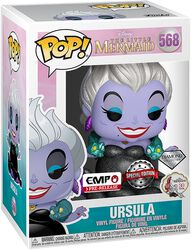 Disney Villains - Ursula (Diamond Glitter Edition) Vinylfiguur 568