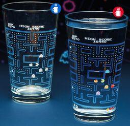 Pac-Man Colour Change Glass