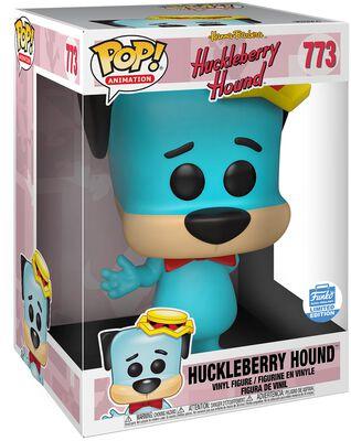 Huckleberry Hound (Supersized) (Funko Shop Europe) (Chase Edition Possible) Vinylfiguur 773