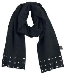 Scarf with Studs