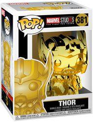 Marvel Studios 10 - Thor (Chrome) Vinylfiguur 381