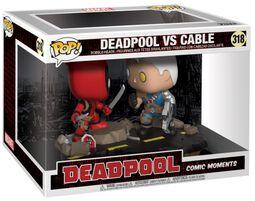 Deadpool vs. Cable (Movie Moments) Vinylfiguur 318