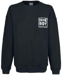 The Bigger Homie New School Logo