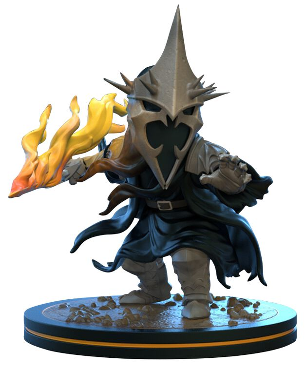 Q-Figur (Diorama) Witch King