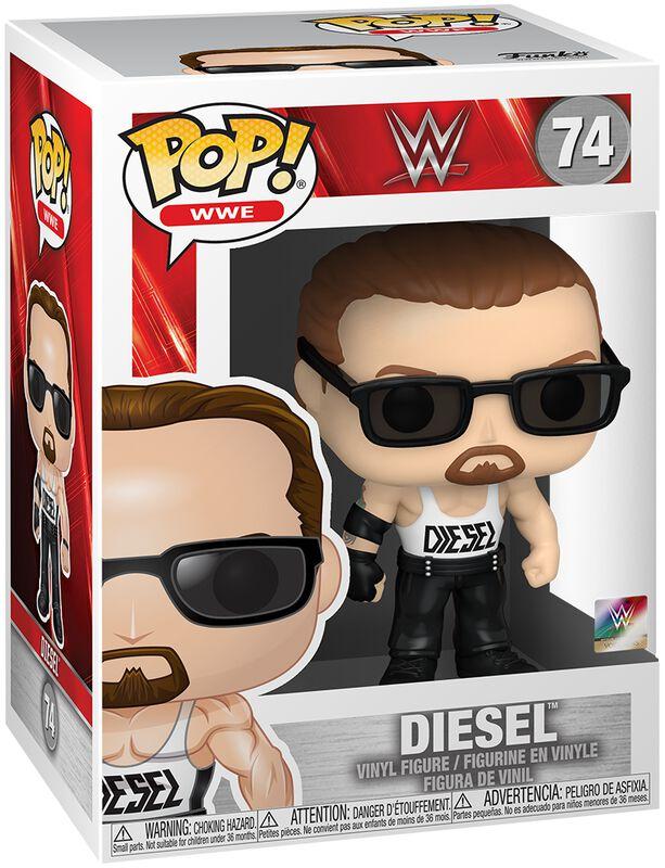 Diesel (Kans op Chase) Vinylfiguur 74