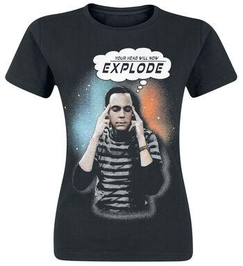 Sheldon Head Explodevvvvv