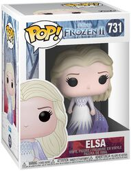 2 - Elsa Vinylfiguur 731