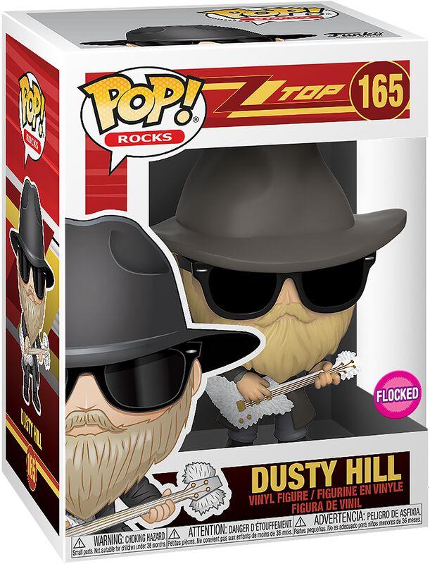 Dusty Hill Rocks Vinylfiguur 165